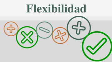 Flexibilidad de Asesoramiento